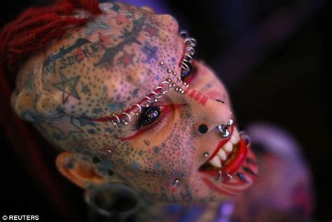 more pictures from the venezuela tattoo expo in caracas