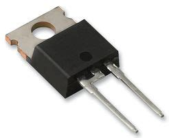schottky diode to220 schottky rectifier 100 v 10 a single to 220ac 2 pins 800 mv on semiconductor cpc
