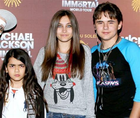 michael jackson children michael jackson s kids six years after his death where