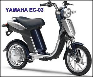 Yamaha Electric Car Price Yamaha Unveils Zero Emission Electric Scooter Ec 03 In