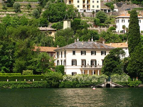 george clooney home george clooney s house in lake como italy flickr