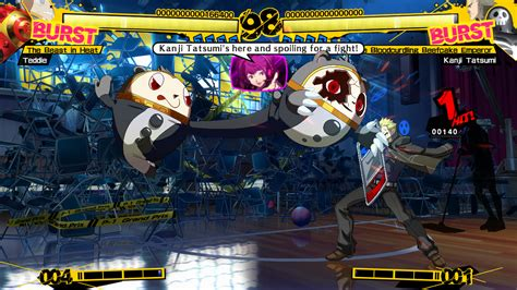 Persona 4 Arena Gamespot