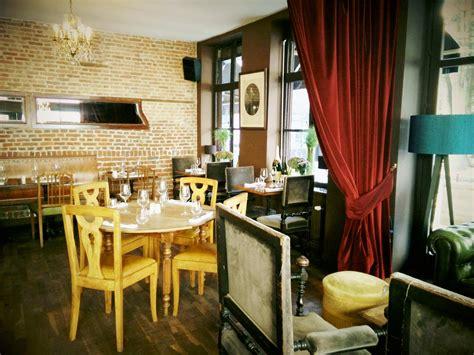 salle de restaurant comptoir 44 restaurant bistronomique
