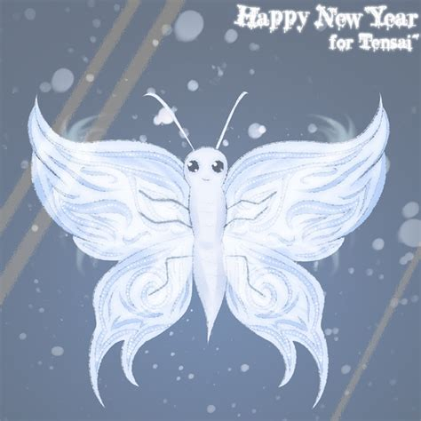 it was snowing butterflies snow butterfly by akasunakage on