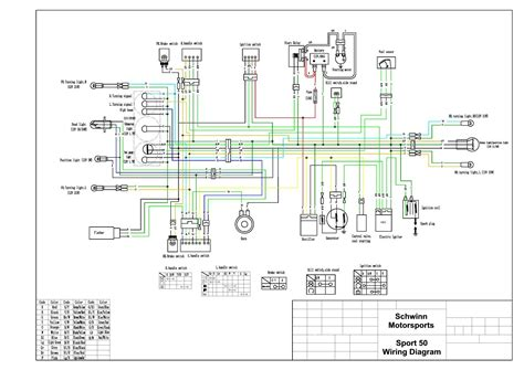 mobility scooter wiring diagram  wiring diagram