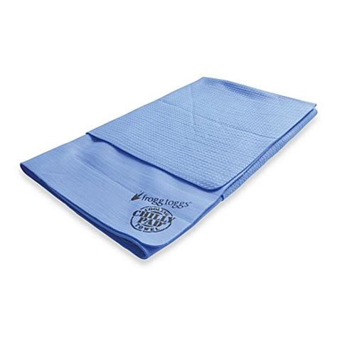 cooling towel bed bath and beyond buy chilly pad 174 super cooling towel red from bed bath
