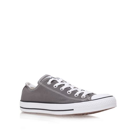 Converse Allstars 1 converse all low in gray for grey lyst