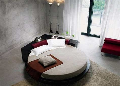 circular beds round bed frame for better sleeping quality