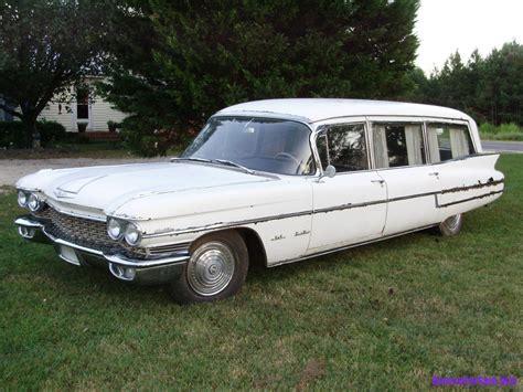 1960 cadillac s s hearse ambulance combination hearse