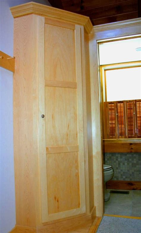 Corner Broom Cupboard pin by kathy rich on house ideas