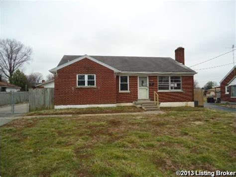 1826 farnsley rd louisville kentucky 40216 foreclosed