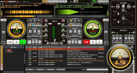 dj mixer software free download full version softonic top 5 free dj software picked by digital dj info