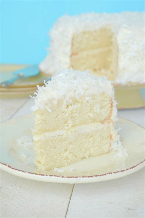 homemade coconut cake recipe coconut cake recipe from scratch easy