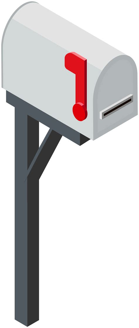 Superb Christmas Mailbox #3: Idownload-image.php?file=Mailbox_PNG_Clip_Art-2421.png