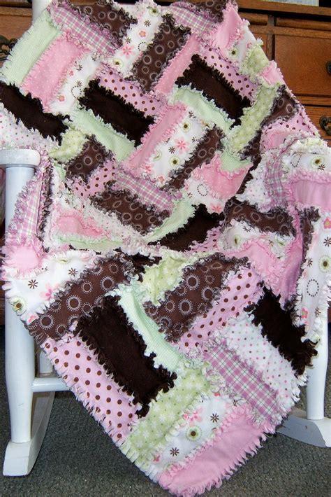 pattern rag quilt strawberry delight rag quilt pattern