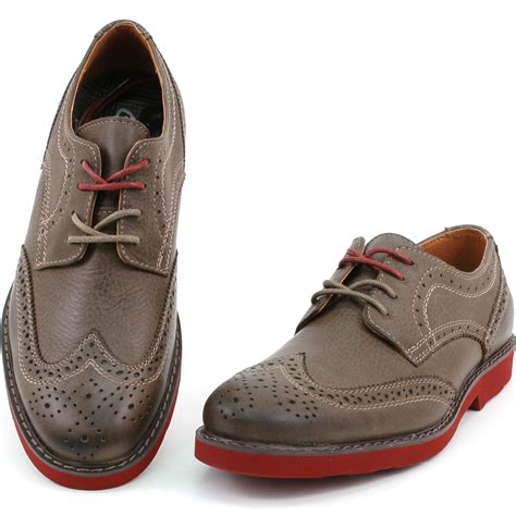 mens wingtip sneakers mens wingtip oxfords real leather casual dress
