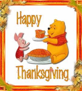 winnie the pooh thanksgiving pictures pooh thanksgiving picture 102673229 blingee com