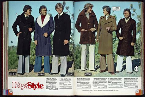 like never happened kays catalogue menswear from