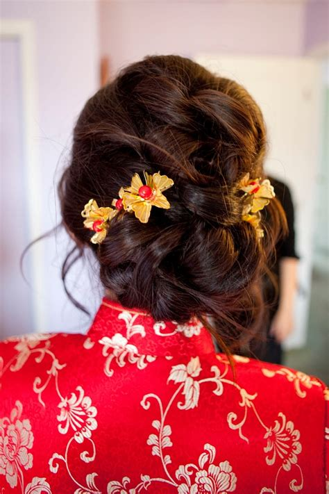traditional chinese hair asian makeup hair traditional chinese hair style for qipao