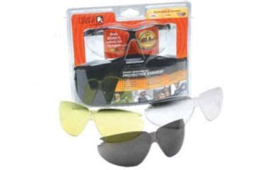 Howard Leight Shooting Combo Earmuffs Glasses Green R 01761 howard leight genesis xc lens combo kit r 01637 r 01637 howard leight safety glasses