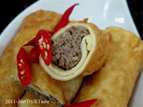 resep sosis solo isi daging cincang   taste