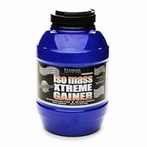 Gainer Isomass Xtream Ecer 500 Gram ultimate iso mass xtreme gainer 4590 gr kilo ve hacim aloprotein