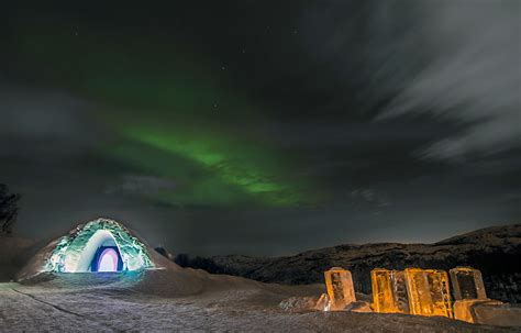 northern lights dome hotel kirkenes hotel and the northern lights