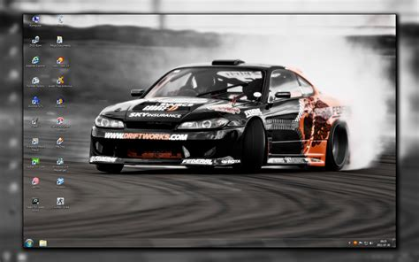 themes for windows 7 nissan gtr jdm mix win7 theme by pap0n on deviantart