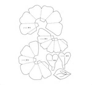 Flower Template Pdf by Flower Petal Template 20 Free Word Pdf Documents