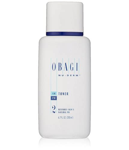 Toner Obagi skin care products rederm md spa in denver