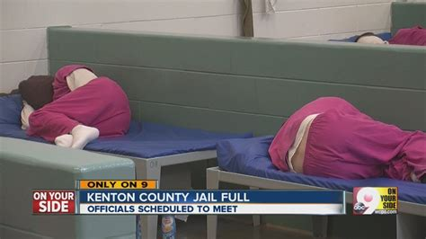 Kenton County Arrest Records Kenton County Overcrowded
