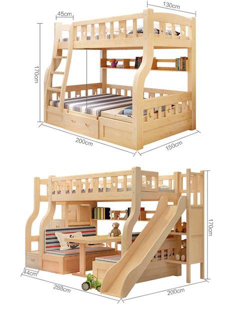 camas literas de madera para ni os 121 literas de madera modernas dormitorios literas y