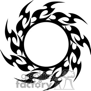 fire circles clipart clipground