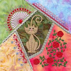 gorgeous 18 patchwork embroidery designs