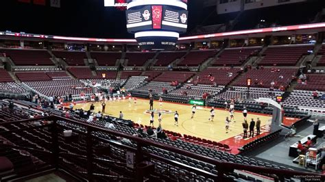 at section 101 ohio state basketball schottenstein center section 101
