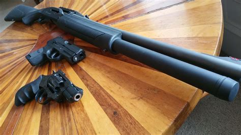 Best Guns For Home Defense by The Best Home Defense Guns