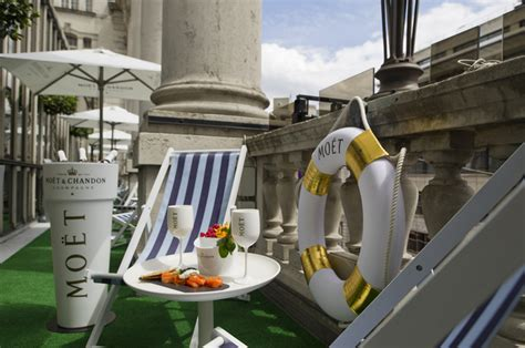 Olc Picadilly Terrace Set mo 235 t chandon summer terrace at le m 233 ridien piccadilly cheriecity co uk