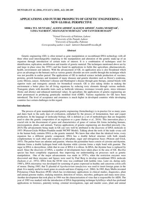 genetic engineering research paper research paper on genetic engineering 28 images