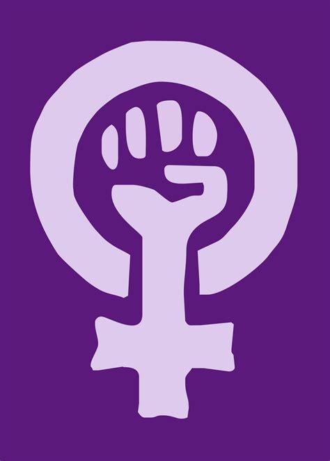 imagenes simbolos feministas feminismo wikipedia la enciclopedia libre