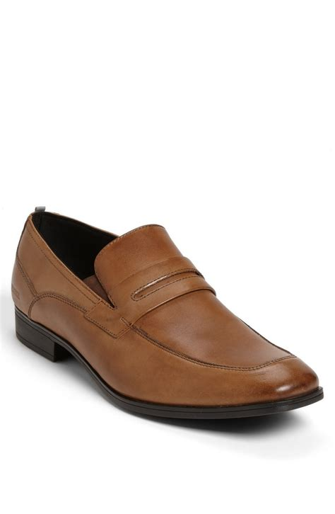 kenneth cole loafer kenneth cole reaction ghost town loafer in brown for