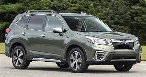 Subaru Forester 2019 Gas Mileage by 11 Best Review Subaru Forester 2019 Gas Mileage Price