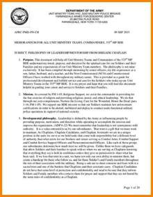 Exle Letter Of Introduction Army 4 Army Letter Of Introduction Exle Introduction Letter
