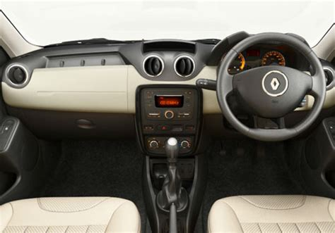 Duster Top Model Interior by Renault Duster Central Interior Picture