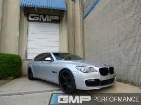 2012 bmw 750 li with performance brake pads and h r