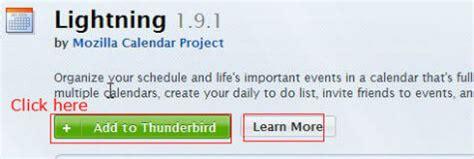 Calendar Sync Thunderbird Sync Your Calendars With Thunderbird