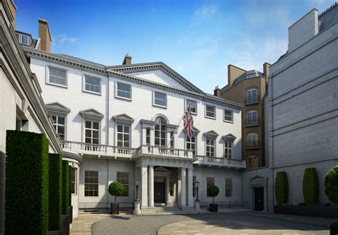 Cambridge House by Cambridge House Hotel And Residences Mayfair 2 E Architect