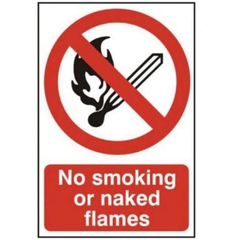 no smoking sign description no smoking or naked flames sign