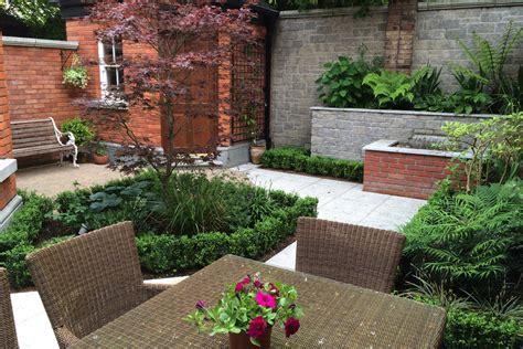Courtyard Garden Design Ideas Courtyard Garden In Terenure Dublin Tim Austen
