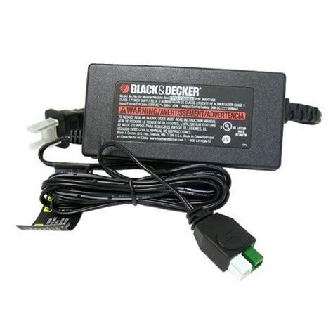 black decker battery charger black decker spcm1936 cm1836 36 volt battery charger