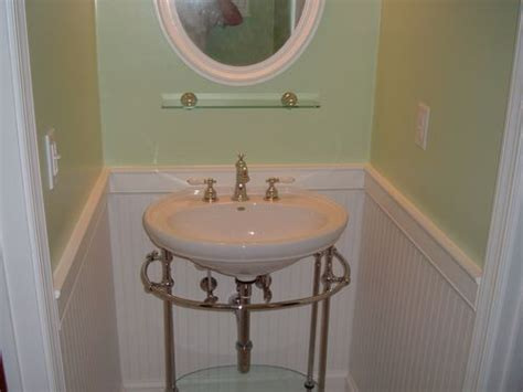 half pedestal bathroom sinks half bath remodel bath remodel and pedestal sink on pinterest